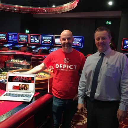 Wolverhampton Casino place their bets on new website with Depict Creative