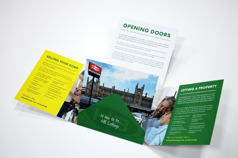 Brochure Design Company Wolverhampton