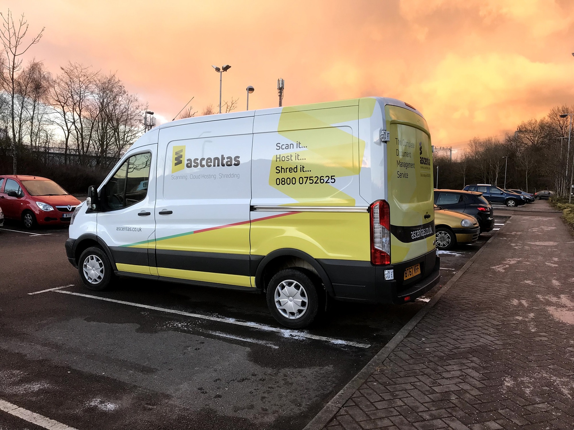 Vehicle Graphics Design Wolverhampton