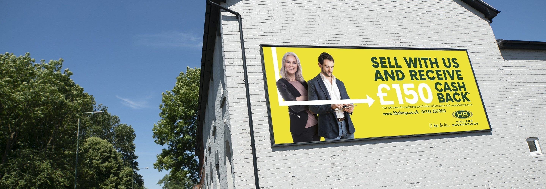 Estate Agent Advertising Holland Broadbridge