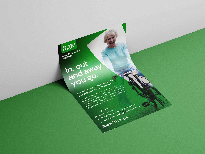 Leaflet Design Wolverhampton