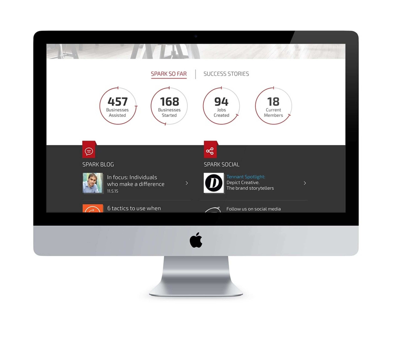Website Design Spark Birmingham