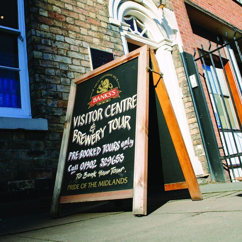 Banks's Brewery Branding Design Wolverhampton