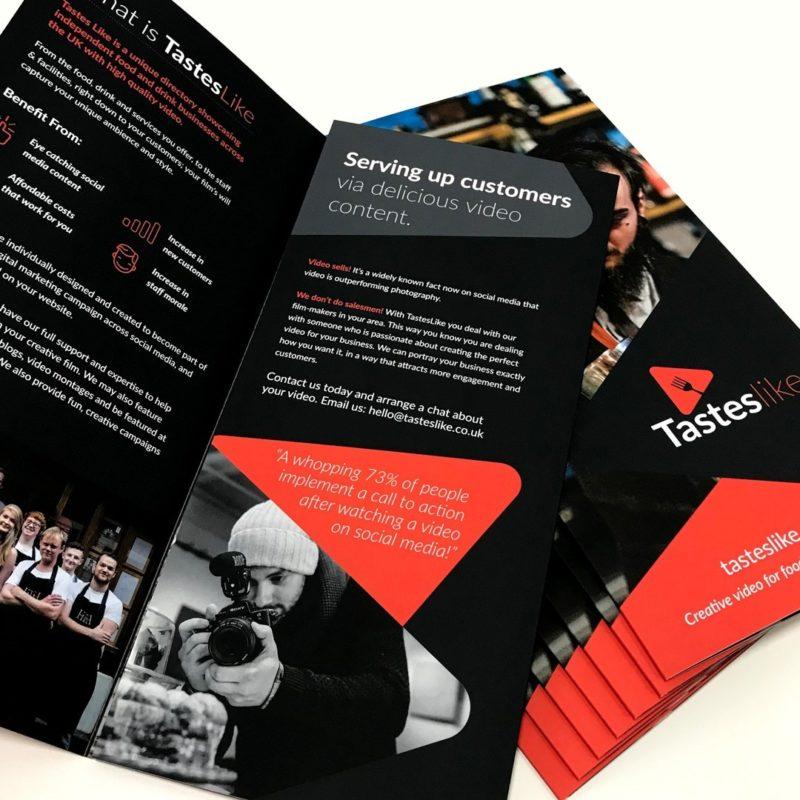 Brochure Design Shropshire