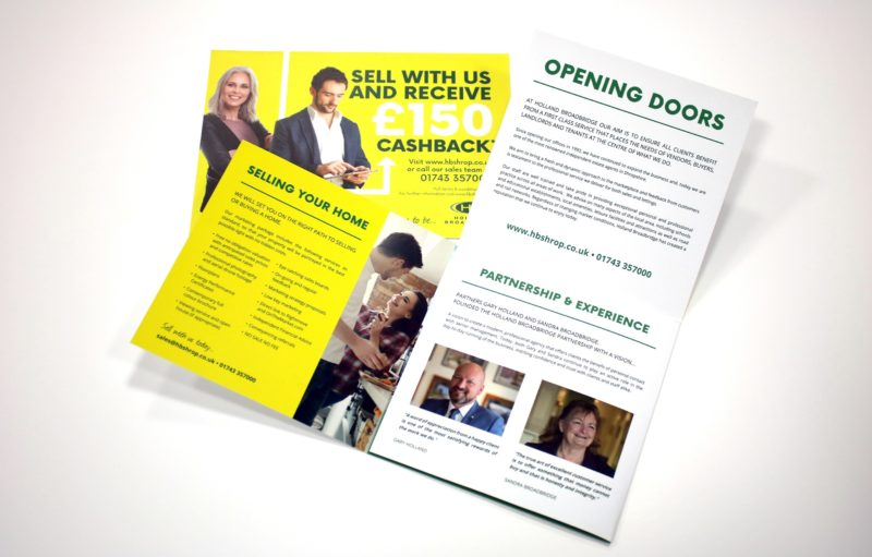 Brochure Design Telford