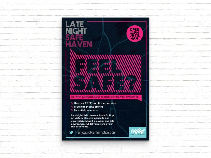 Poster Design Wolverhampton