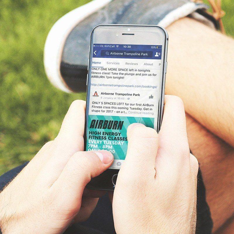 Social Media Digital Content Birmingham