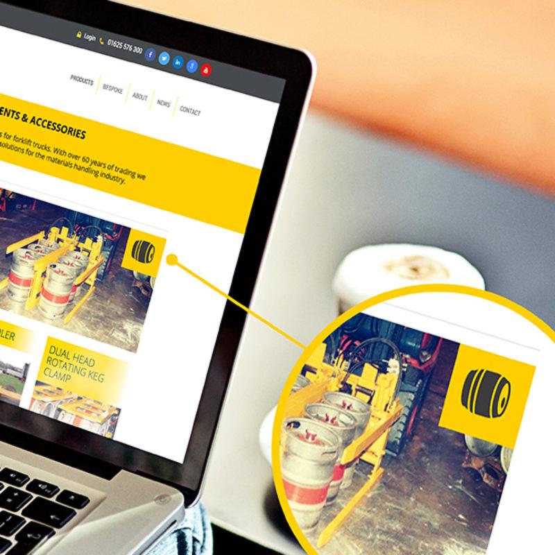 Web Design & Branding Company Macclefield