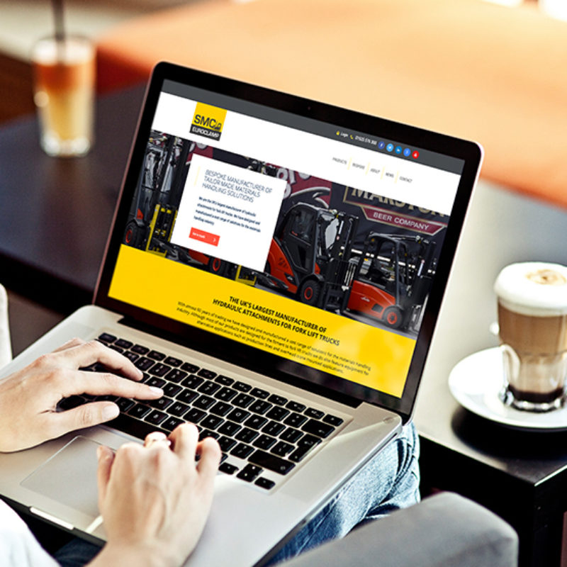 Web Design Company Macclefield
